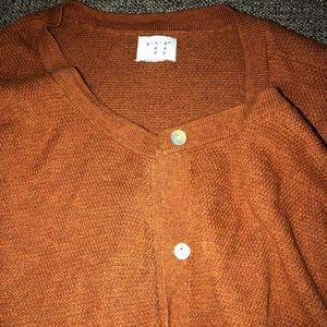 A New Day cardigan.